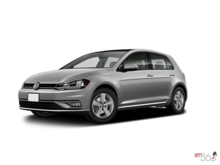 2018 Volkswagen Golf 5-Dr 1.8T Comfortline 6sp at w/Tip