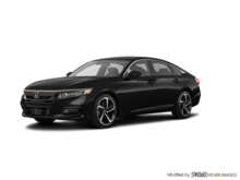 2019 Honda Accord Sedan SPORT-HS MT