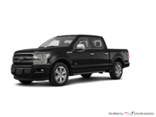 2018 Ford F150 4x4 - Supercrew Platinum - 145