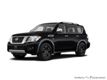 2018 Nissan Armada Platinum at