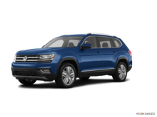 2018 Volkswagen Atlas Execline 4Motion w/ Alloy Wheel Pkg.