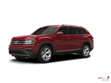 2018 Volkswagen Atlas HIGHL 3.6L V6 276HP 8SP AUTO TIPTRONIC 4MO