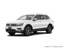 2018 Volkswagen Tiguan Highline 4Motion w/ 3rd Row & Driver Assistance