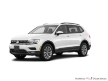 Volkswagen Tiguan Trendline 2.0 8sp at w/Tip 4MOTION 2018