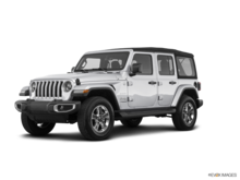 Jeep Wrangler Unlimited SAHARA 2019