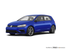 2019 Volkswagen Golf R 5-Dr 2.0T 4MOTION at DSG