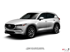 Mazda CX-5 GS FWD at 2017