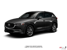 2017 Mazda CX-5 GS FWD at
