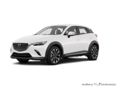 Mazda CX-3 GT AWD at 2019
