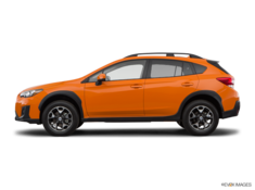 2019 Subaru Crosstrek Touring Manual