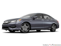 Honda Accord Berline TOURING V-6 2017