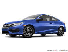 Honda Civic Coupé TOURING 2017