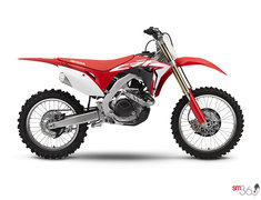 2018 Honda Motorcycle CRF450R