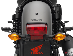 2018 Honda Rebel 500 ABS