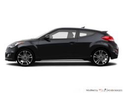 Hyundai Veloster Turbo BASE 2016