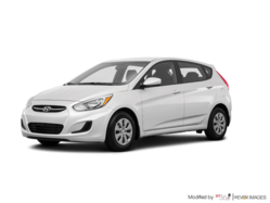 2016 Hyundai Accent 5 Doors L