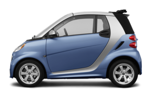 Smart fortwo cabriolet 2015 PASSION