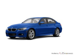 2016 BMW 3 Series Sedan 320i xDrive