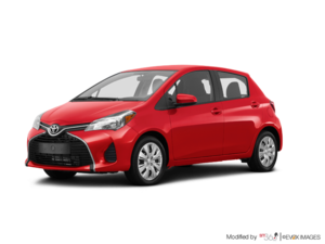 2017 Toyota Yaris Hatchback 3-DOOR CE
