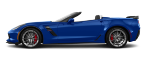 Chevrolet Corvette Cabriolet Grand Sport  2018