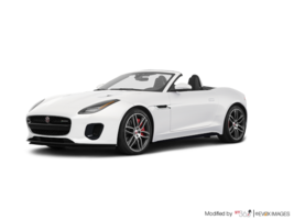 Jaguar F-Type Convertible P380 R-Dynamic AWD (2) 2019