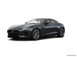 2020 Jaguar F-Type Coupe P380 Checkered Flag AWD