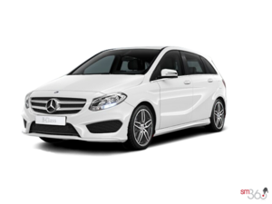2016 Mercedes-Benz B250 4MATIC