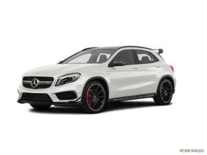 2017 Mercedes-Benz GLA45 AMG 4MATIC SUV