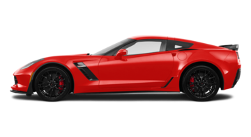 Corvette Coupe Z06