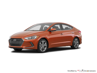 2017 Hyundai Elantra Sedan ULTIMATE