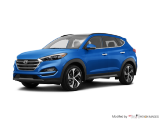 Hyundai Tucson Ultimate 2017