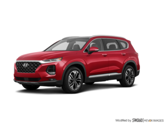 2019 Hyundai Santa Fe AWD Ultimate
