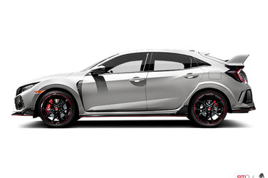 2017 Honda Civic Type R BASE