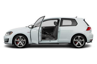 Golf GTI 3-door AUTOBAHN