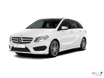 Mercedes-Benz B250 4MATIC Sports Tourer 2017