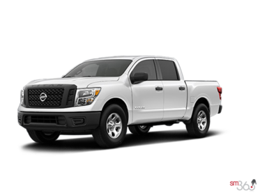 2017 Nissan Titan Single Cab S 4x2
