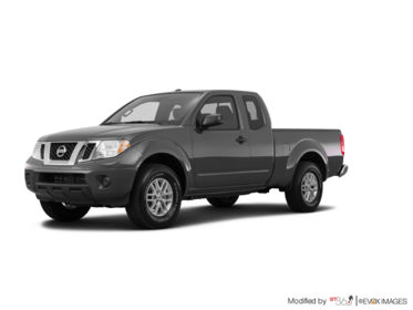 2018 Nissan Frontier King Cab SV 4X4 at