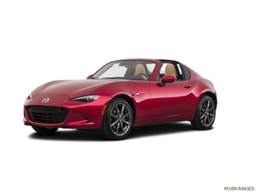 2018 Mazda MX-5 RF GT 6sp Black Leather
