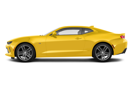 Chevrolet Camaro coupe 2LT 2016
