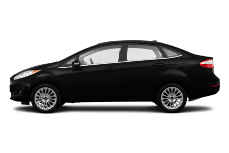 Ford Fiesta TITANIUM SEDAN 2016