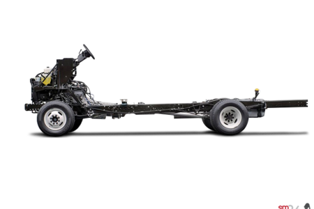 Ford Stripped Chassis E-450 DRW 2017