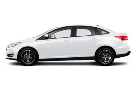 Ford Focus Sedan SE 2017