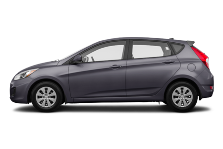 Hyundai Accent 5 Doors L 2017