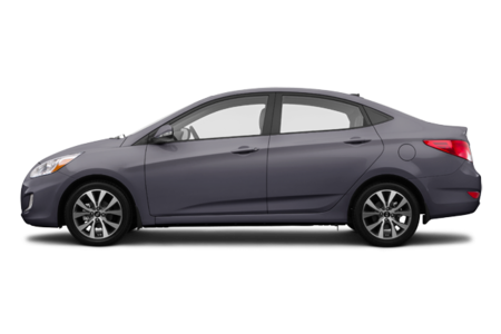 Hyundai Accent Sedan GLS 2017