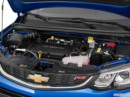 Chevrolet Sonic Hatchback PREMIER 2017 - photo 4
