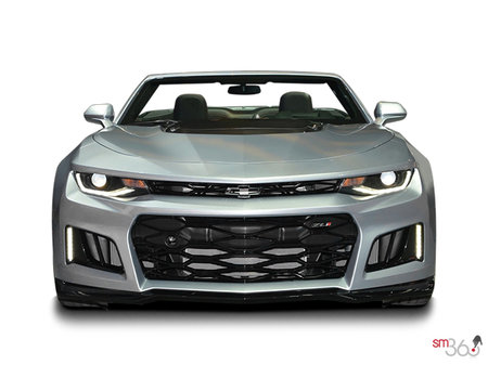 Chevrolet Camaro convertible ZL1 2018 - photo 1