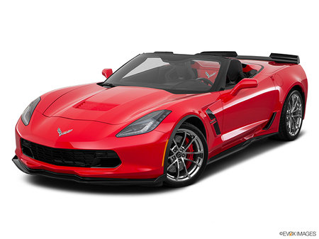 Chevrolet Corvette Cabriolet Grand Sport 3LT 2018 - photo 3