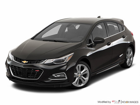 Chevrolet Cruze Hatchback - Diesel LT 2018 - photo 2