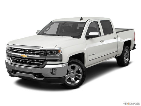 Chevrolet Silverado 1500 LD LTZ 1LZ 2018 - photo 2