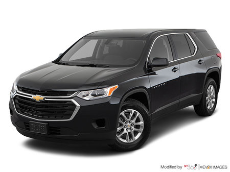 Chevrolet Traverse LS 2018 - photo 1